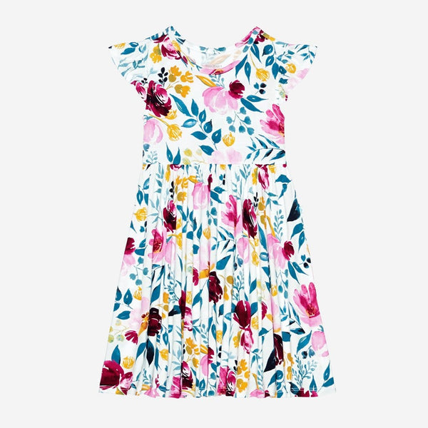 Jozie twirl dress