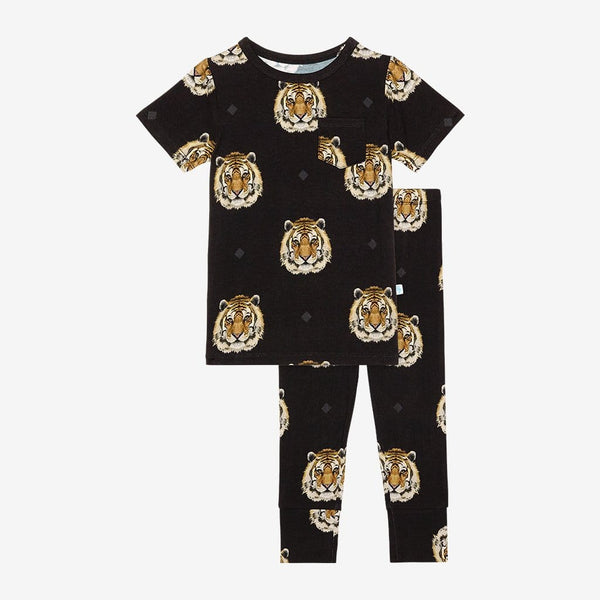 Mateo short sleeve pajamas