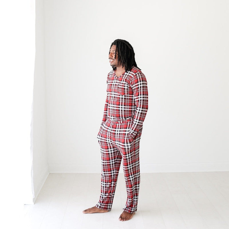 Noah Plaid Men's Loungewear