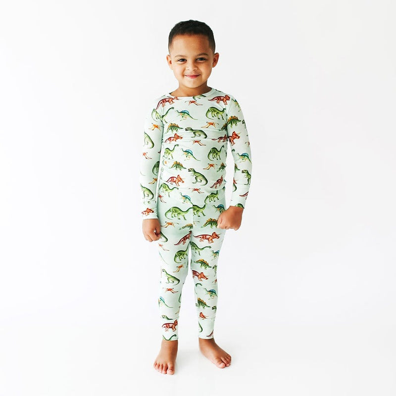 Buddy Long Sleeve Pajamas