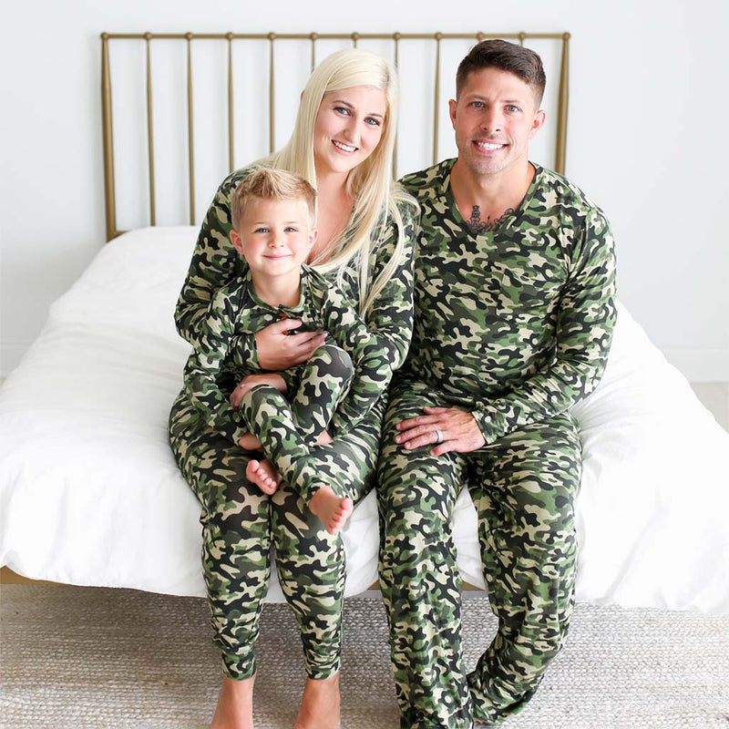 Family matching Cadet Collection Pajamas