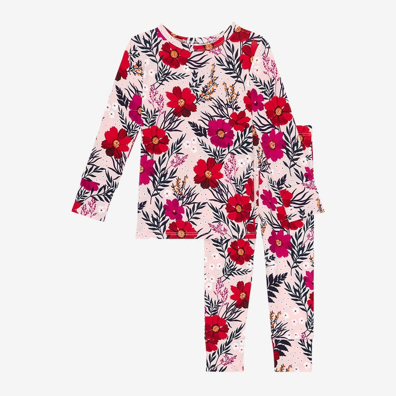 Chloe Long Sleeve Pajamas
