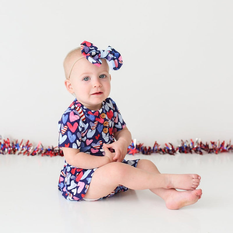 Liberty Lulu Nylon Headband