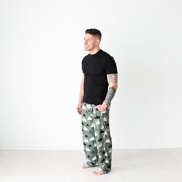 Lincoln Men's Short Sleeve Loungewear PRE-SALE