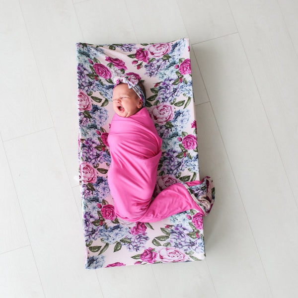Baby on Monroe pad cover