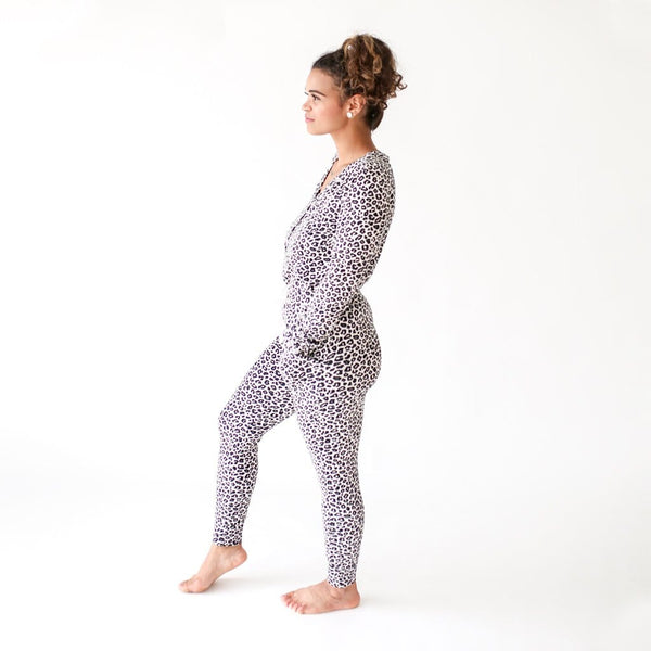 Mommy on Naomi Women's Long Sleeve Loungewear