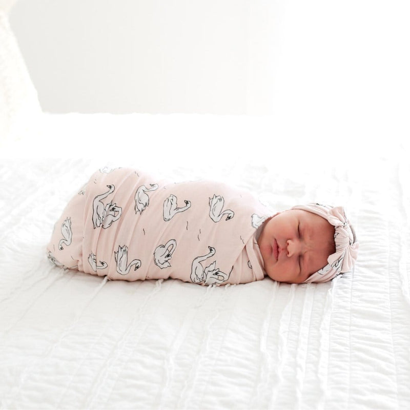 Odet Swaddle Headband Set