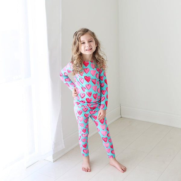 Queen of Hearts Pajamas