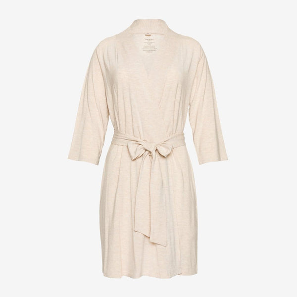 Tan Heather Robe