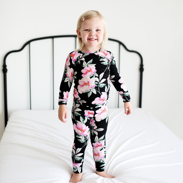 Toddler on Tenni Long Sleeve Pajamas