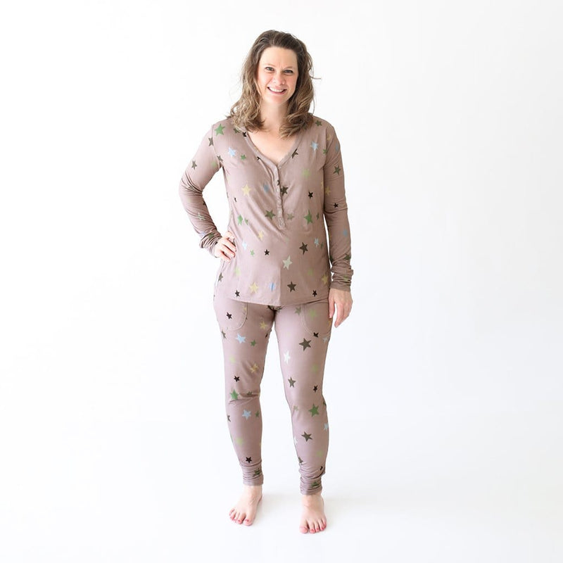 Walker Women's Long Sleeve Loungewear