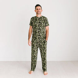 Cadet Men's Short Sleeve Loungewear