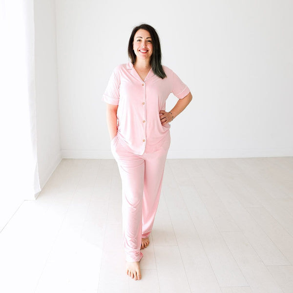 Cotton Candy Women's Relaxed Pant Luxe Loungewear