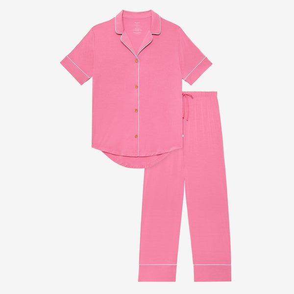 Pink Lemonade Women's Relaxed Pant Luxe Loungewear