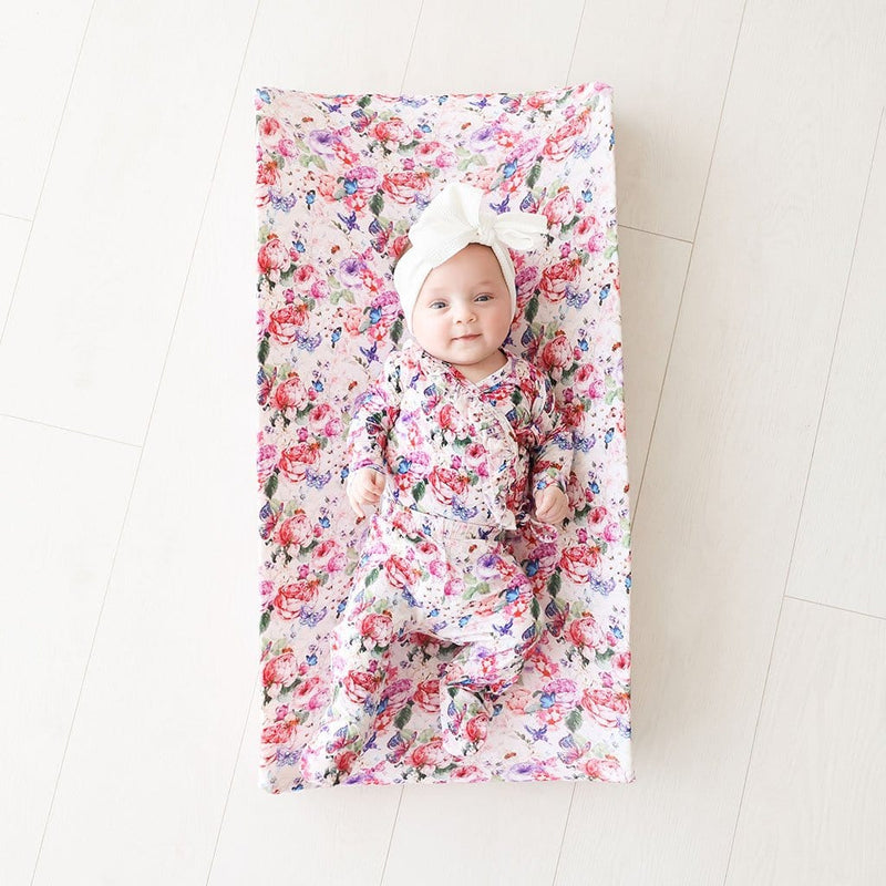 Baby lying on Vivienne Pad Cover