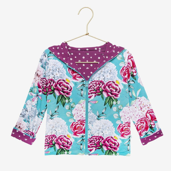 Eloise & Melia Reversible Long Sleeve Jacket