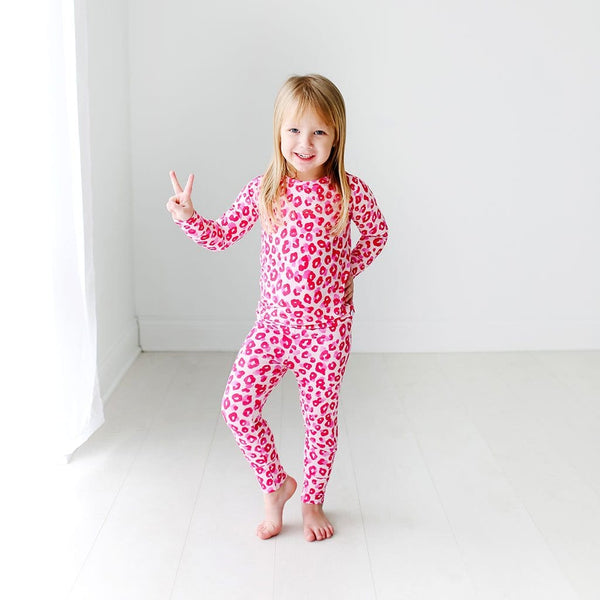 Ashley Long Sleeve Pajamas