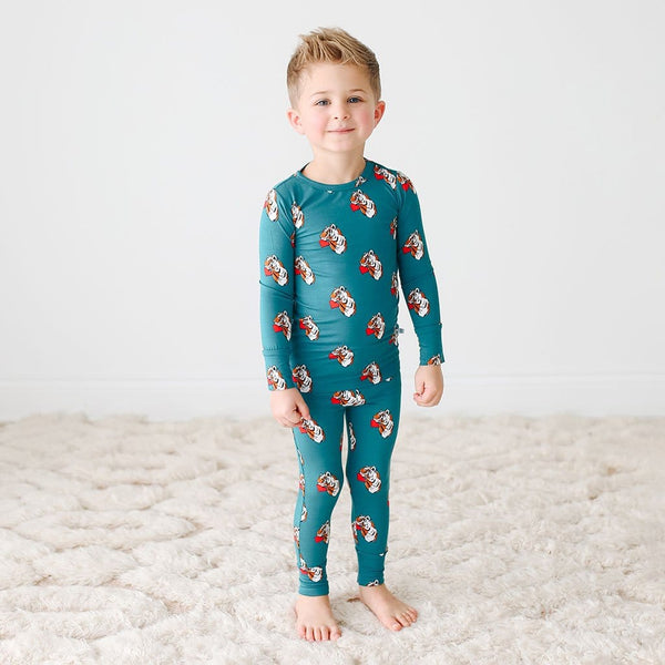 Jax Long Sleeve Pajamas