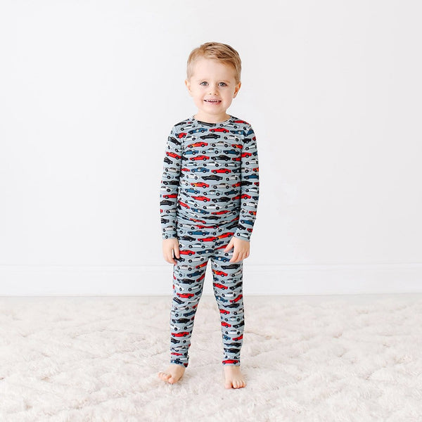 Miles Long Sleeve Pajamas