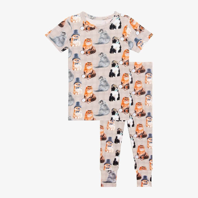 Collyns Short Sleeve Pajamas