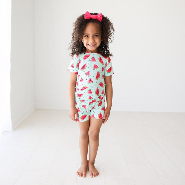 Mellony Short Sleeve Short Pajamas