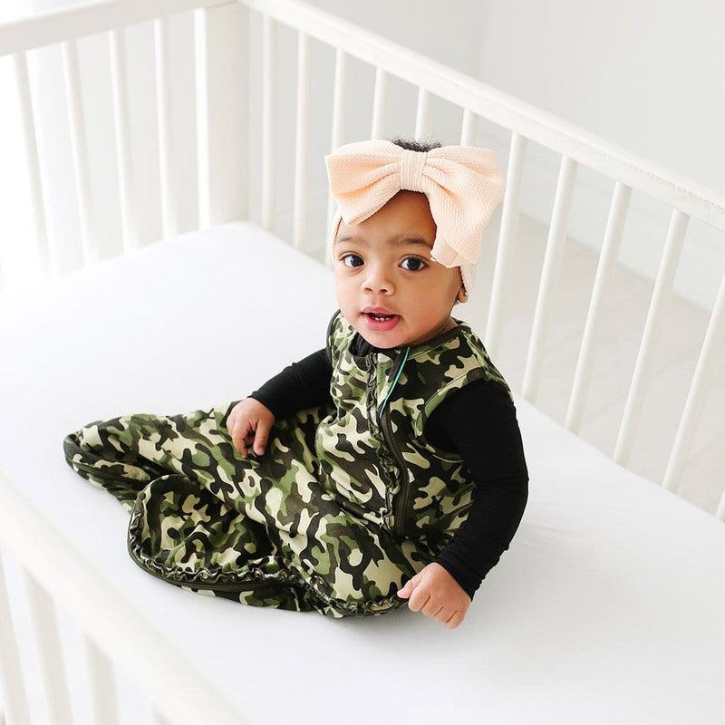 Cadet Sleeveless Ruffled Sleep Bag 0.5 Tog