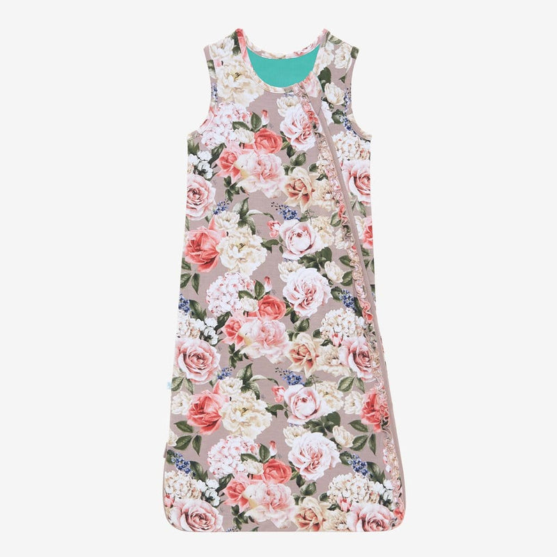 Cassie Sleeveless Ruffled Sleep Bag 1.0 Tog