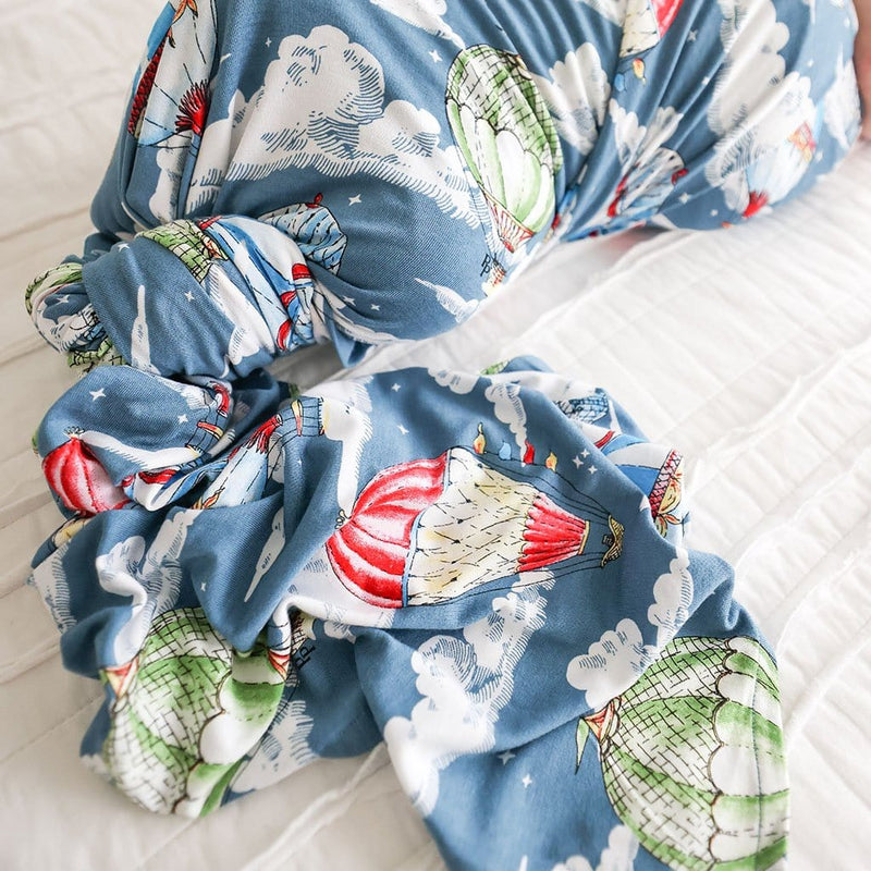 Knotted Tanner Swaddle