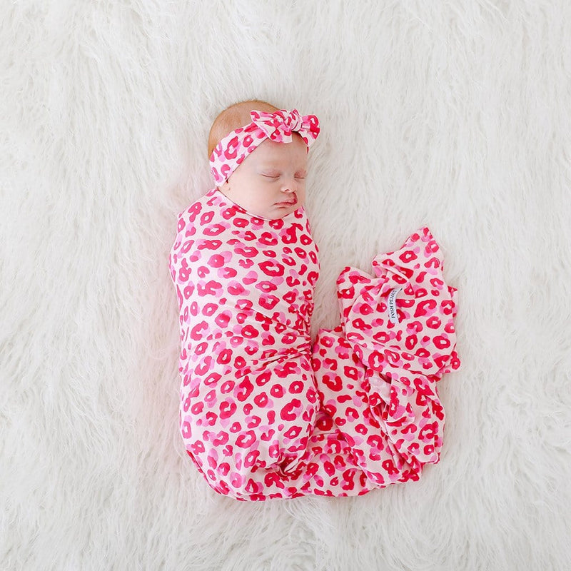 Ashley Swaddle Headband Set