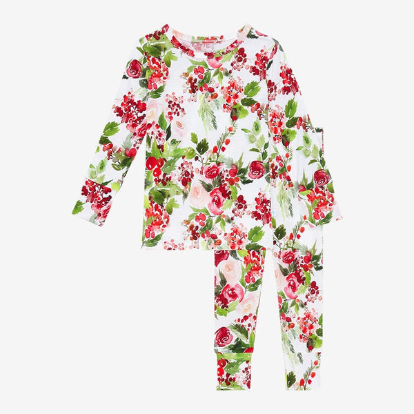 Delia Long Sleeve Pajamas