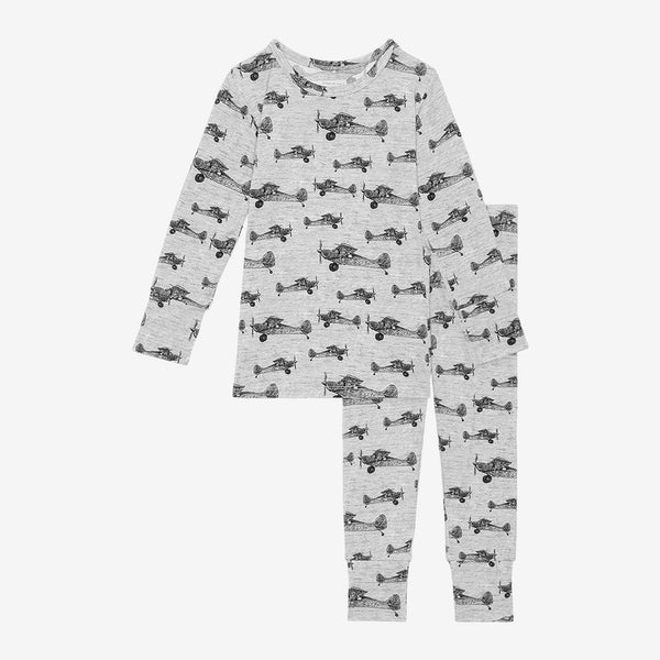 Logan Long Sleeve Pajamas