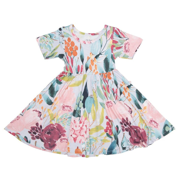 Forrest Queen Twirl Dress - FINAL SALE
