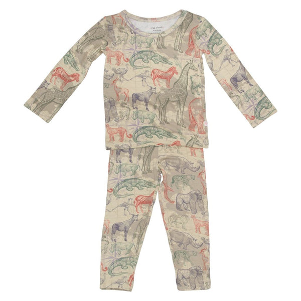 Safari Pajamas - FINAL SALE
