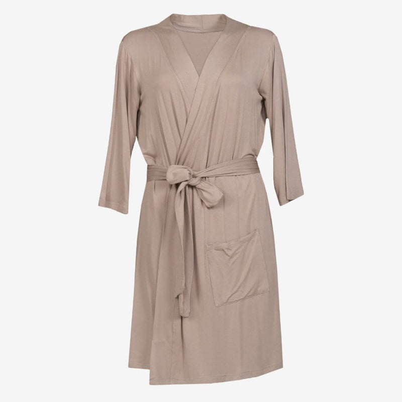 Taupe Robe - FINAL SALE