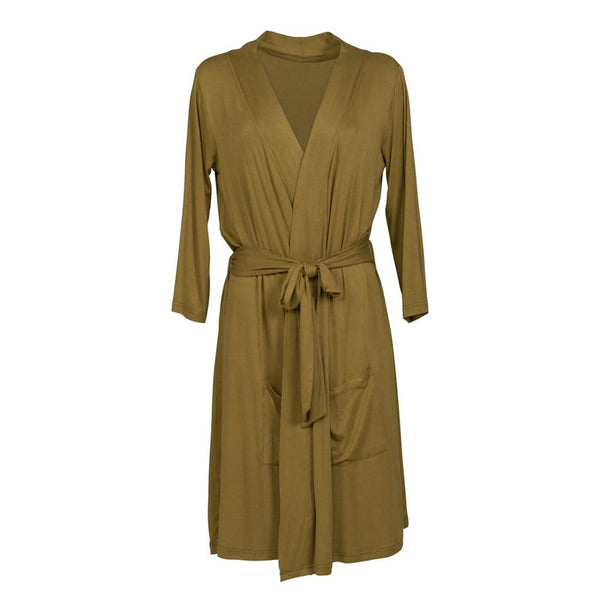 Olive Green Robe - FINAL SALE
