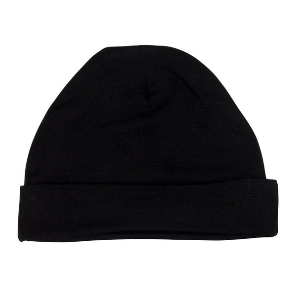 Black Beanie - FINAL SALE