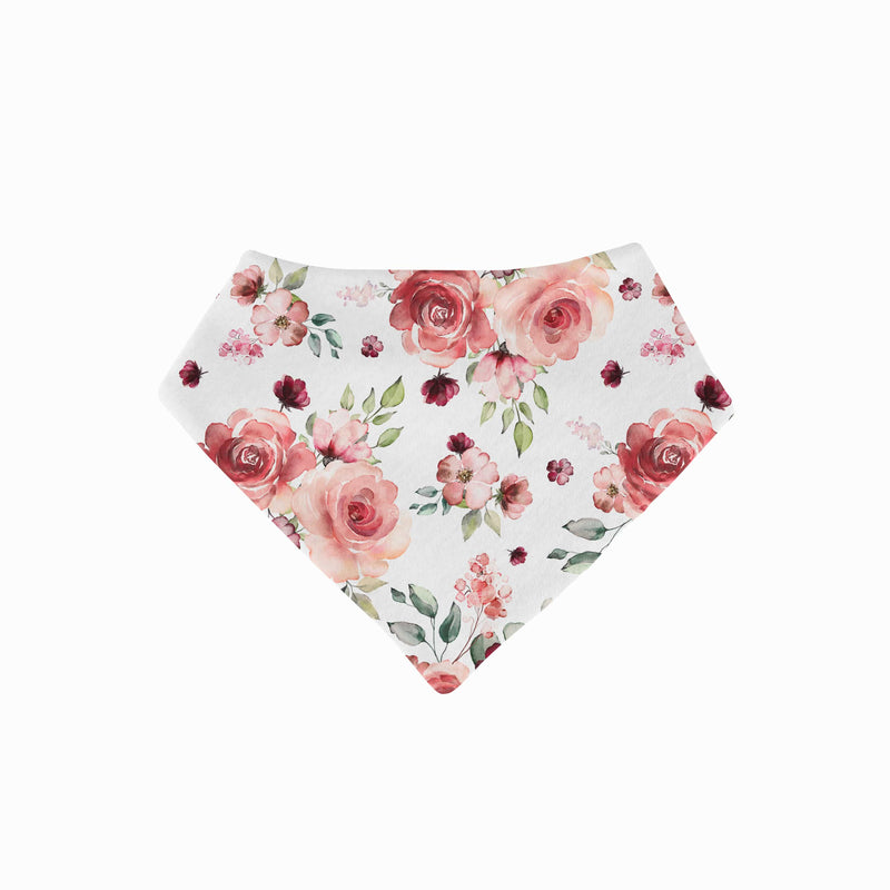 Perfect Florals 4-Pack Bib Collection - FINAL SALE