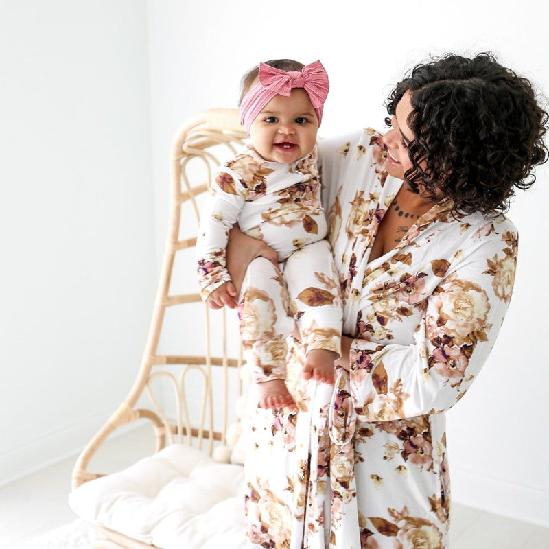 Reese Floral Robe