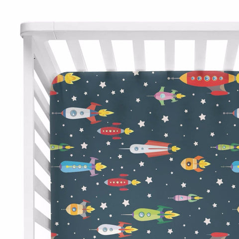 baby boy crib sheets