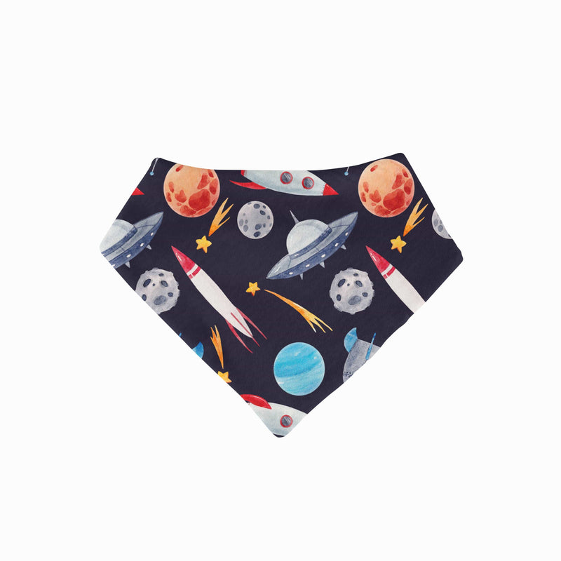 Outer Space 4-Pack Bib Collection - FINAL SALE