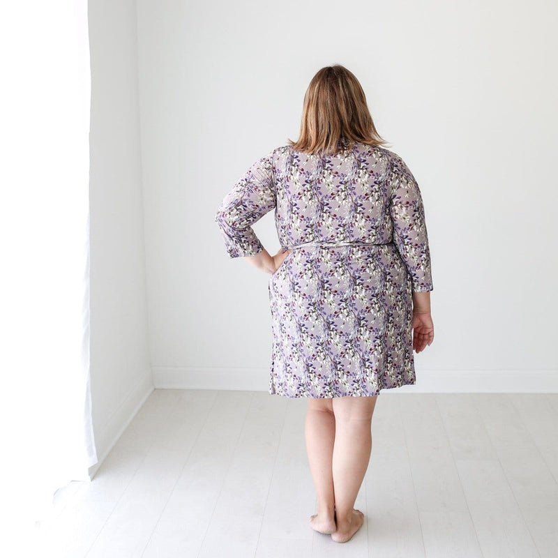 Trinity Floral Robe - FINAL SALE