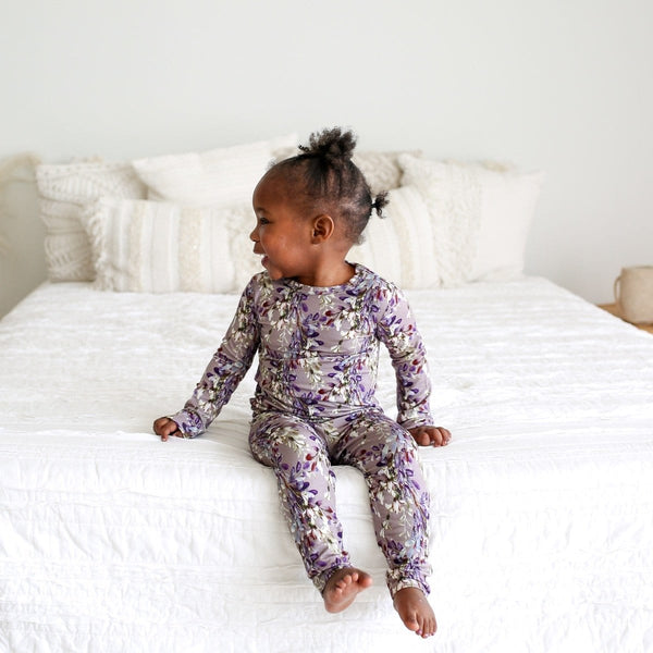 Trinity Floral Pajamas - FINAL SALE