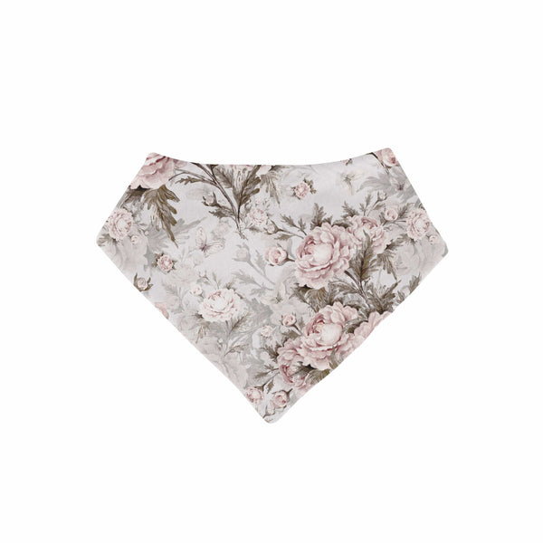 Perfect Florals 4-Pack Bib Collection