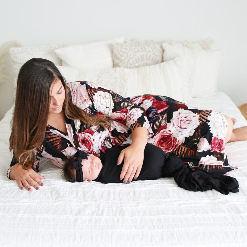 Zoey Floral Robe