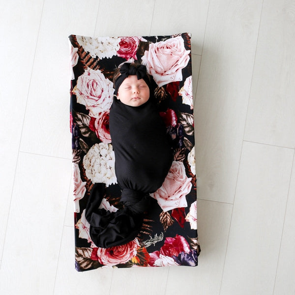 Zoey Floral Pad Cover