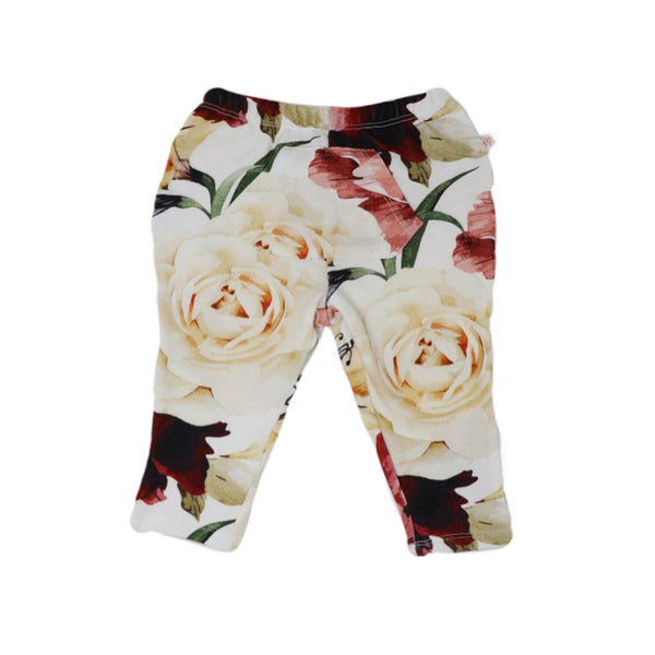 Autumn Floral Joggers - FINAL SALE