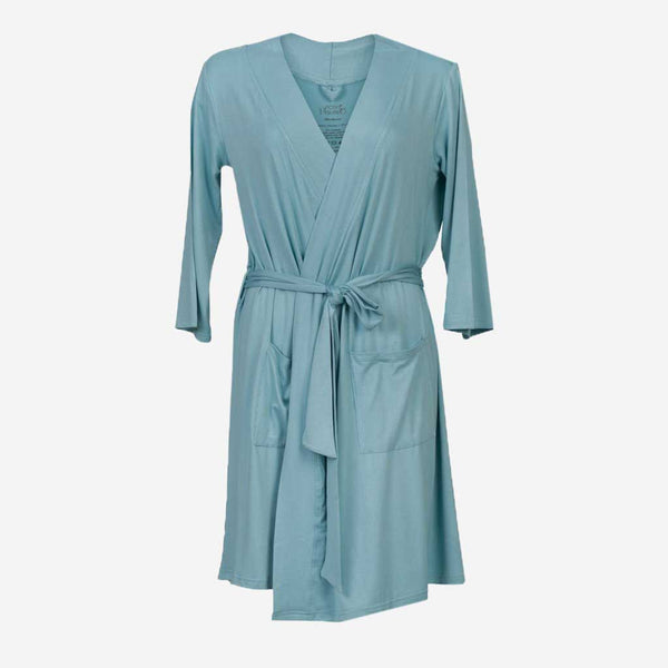 Teal Robe - FINAL SALE