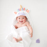 Penny Unicorn Hooded Towel