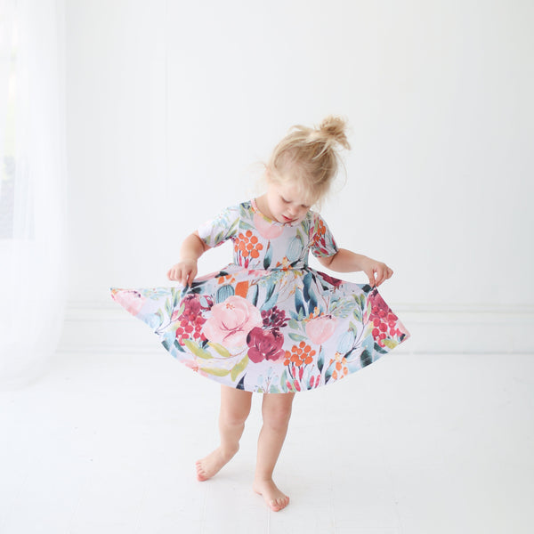 Forrest Queen Twirl Dress