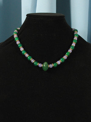 Green and Lilac Agate - Navarro Official